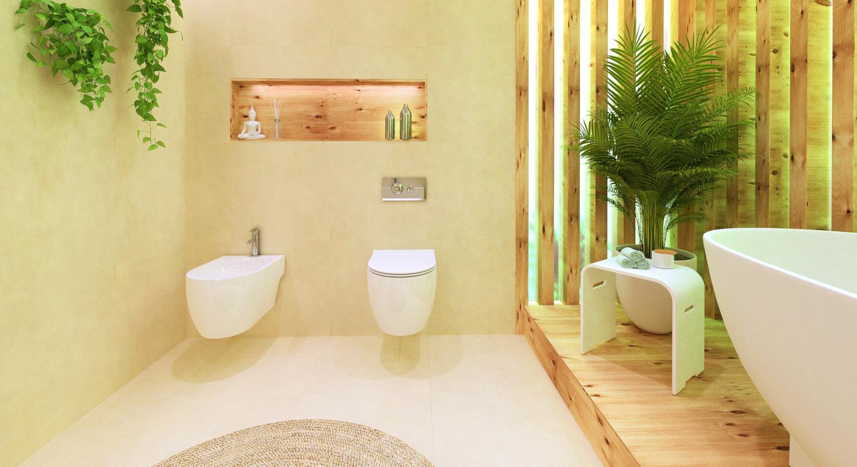 casa de banho natura smile bath
